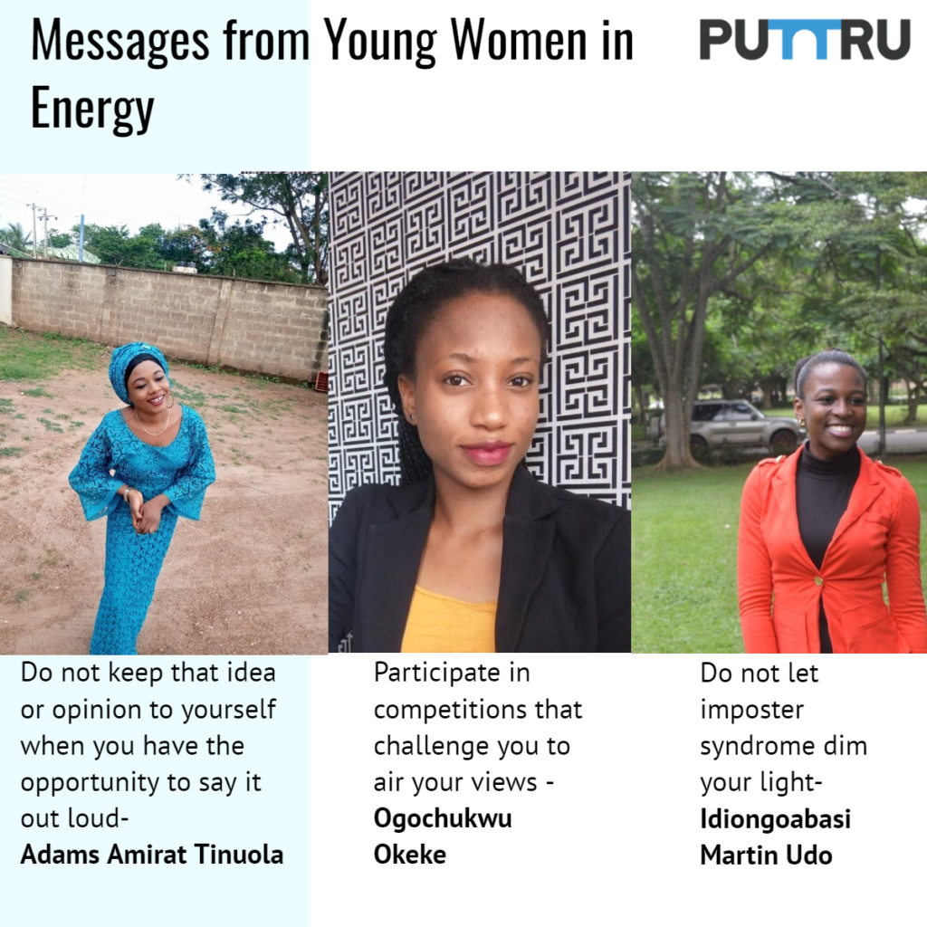 11 February: Messages from Young Women